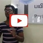 Vignesh - Payilagam Placement - Software Testing Training in Chennai