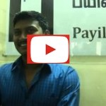 Elango (EWall Solutions) - Payilagam Placements - PHP Training in Chennai
