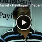 Rajeev Daniel_Software Testing Trainee_Reviews
